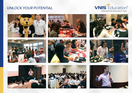 Fall 2017 VNIS International Education Fairs (Post-Fair Report)